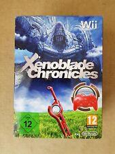 Xenoblade Chronicles BRAND NEW Nintendo Wii PAL