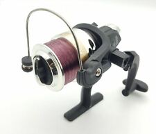 Pêche Moulinets Gear Ratio 5.1: 1 ABS Bobine droite/gauche Spinning Reel silver color