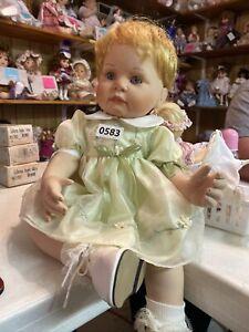 (583) Hildegard Gunzel Catherine Doll by Paradise Galleries (2004)