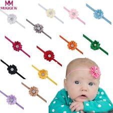 Kids Girl Baby Headband Toddler Flower Hair Band M8