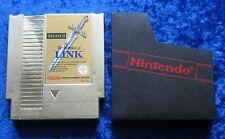 The Legend of Zelda II The Adventure of Link, Nintendo NES Spiel