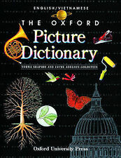The Oxford Picture Dictionary by Jayme Adelson-Goldstein, Norma Shapiro (Paperba