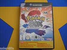 POKEMON BOX: RUBY & SAPPHIRE - GAMECUBE