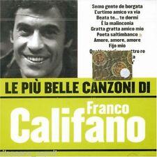Franco Califano: Le Piu Belle Canzoni - CD