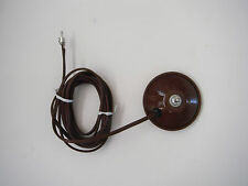 Brown Foot Switch /  Vintage Fender Amps (LampS)