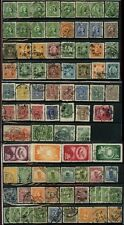CHINA 84 stamps 1900-1950 USED