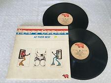 CREAM HEAVY CREAM AT THEIR BEST RARE 1969 NEW ZEALAND RELEASE 2 x LP