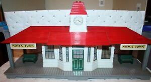 Beautiful Vintage Noma Passenger Station !