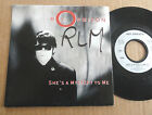"""DISQUE 45T DE ROY ORBISON """" SHE'S A MYSTERY TO ME """""""