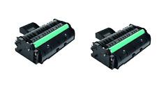 2x Tóner para RICOH SP200 SP201 SP203 SP204 SP210 SP211 SP212 SP213 SP201