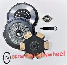 JDK STAGE4 CLUTCH Kit & ULTRA LITE-FLYWHEEL Fit's For TIBURON GT& SE 2.7L