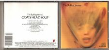 Rare Rolling Stones Goats Head Soup Columbia DADC Canada 1986 CD CK40492