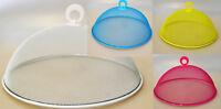 4 Farben Abdeckhaube Speisehaube Haube Insektenschutz Lebensmittel Fliegenhaube