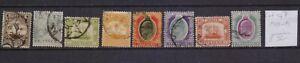 ! Malta 1903-1919. Lot Of 8 Stamp. YT#. €56.00!