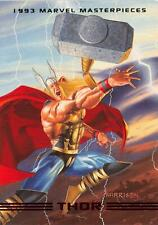 THOR / 1993 Marvel Masterpieces BASE Trading Card #03