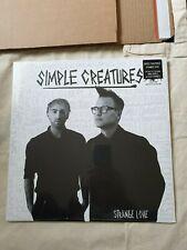 Simple Creatures - Strange Love EP - Ltd 12'' white / black splatter Vinyl /300