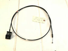 96 95 TOYOTA CAMRY LE SEDAN HOOD RELEASE CABLE W/ INTERIOR HANDLE ASSEMBLY.