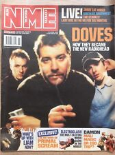 NME New Musical Express 13/4/02 Doves,Idlewild, Sugababes, Electroclash