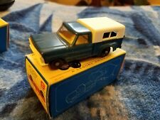 Matchbox Ford Pickup Truck (Blue) #6 (New)(Vintage)