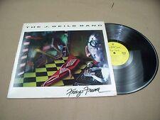 VINYL ALBUM RECORD,THE J GEILS BAND, FREEZE FRAME,S00-517062 EMI AMERICA