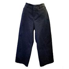 Navy Blue Capri Pants Dockers Womens Size 6 f397