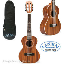 LANIKAI  LMA6T MAHOGANY SERIES *new model* 6-STRING UKULELE SATIN FINISH
