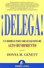 Delega! Un Modelo Para Crear