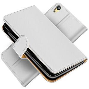 Handy Hülle für Sony Xperia Z5 Schutz Klapp Etui Booklet Cover PU Leder Tasche