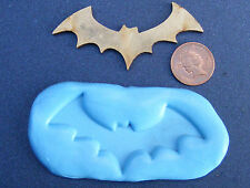 Reusable Bat Silicone Mould, Mold, Sugarcraft, Jewellery, Card Topper Food Safe