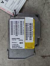 VOLVO S40 AIRBAG MODULE (DUAL + SIDE TYPE), 03/97-01/04