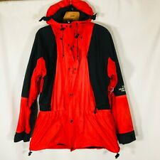90s OG THE NORTH FACE Mountain Jacket  Gore Tex MENS M/L Vintage Rare Find RED