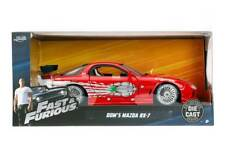 Fast & Furious: Dom�€™s Mazda RX-7 1/24 Scale