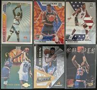 Lot of (6) Patrick Ewing, Including Mystery Finest, Mosaic reactive & inserts