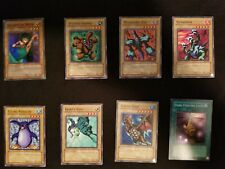 8 Yugioh McDonald's Promotional Cards (MP1) Mint/NM
