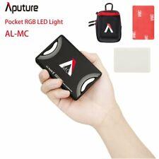 Limited Aputure AL-MC 3200-6500K Pocket Mini RGB LED Video Light For DSLR Camera