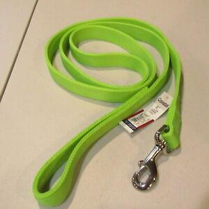 Coastal 6 Foot Dog Leash Standard Light Green New NOS