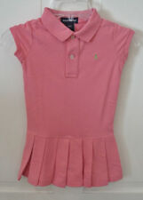 RALPH LAUREN GIRLS PINK DRESS SIZE 2/2T NWT