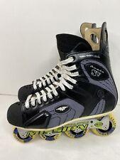 New listing Mission Proto SV Inline Hockey Roller Skates Size 13D US Men Shoe 13