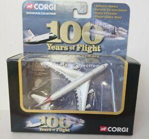 Corgi 100 Years of Flight CS90283 Boeing 747-400 Qantas Collection NEW