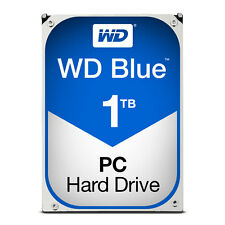 WD 1tb Desktop Internal Hard Drive HDD 3.5 Inch 64mb Cache SATA Blue
