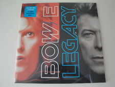 David Bowie: Legacy - the Very Best of 2 LP, 180 Grams Audiophile Vinyl