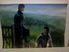 Withnail And I, We've Gone On Holiday By Mistake print of painting by Jo Mummery