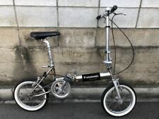 Panasonic Traincle 7500 B-PEMT223S 7.5kg / Titanium frame / Used folding bike