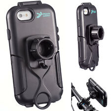 """Motorcycle 1"""" Adapter for Ram Mount + Water resistant Case for iPhone 6 6s 4.7"""