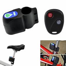 Bicycle Bike Anti-Theft Security Alarm Lock Sound Alert with Remote Control Apt