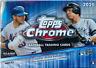 2020 Topps Chrome Baseball Blaster Box - Factory Sealed - On Hand!