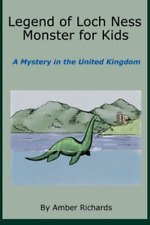 Richards Amber-Legend Of Loch Ness Monster Fo Book New