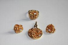 Flora Danica Denmark 925s Earings.Pendant.Rings.