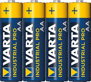 VARTA AA AAA INDUSTRIAL ALKALINE BATTERIES MN1500 MN2400 1.5V LR6 LR03 LONG EXP