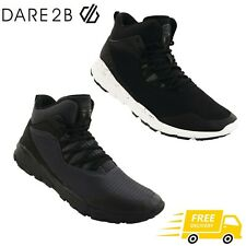 2 x Pairs Mens Dare2b Uno Mid Sporty Sneakers Trainers Boots Shoes 9.5 RRP £80